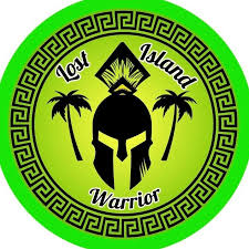 Lost Island Warrior Gym Logo