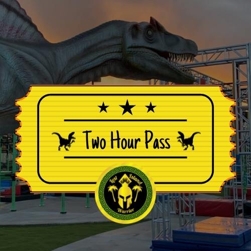 2 HOUR PASS AGES: 12 UNDER/ 13UP